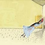 Párhuzamüzenet-illusztráció, színes borító