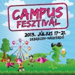 Vidám Park – Campus Fesztivál 2013