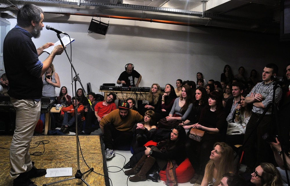 Molnár Péter és a közönség