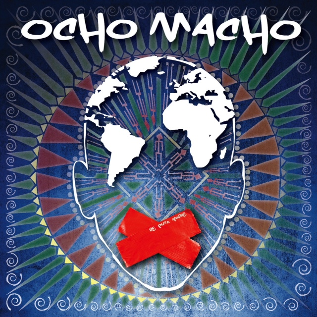 Ocho Macho album cover_DPM