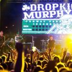 Ír libabőr – Dropkick Murphys a Parkban!