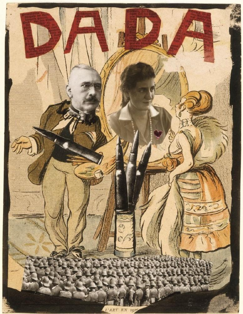 Blumenfeld,Erwin  Dada, 1920,~B82_0399