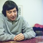 """""""Egészen tizenöt éves koromig író akartam lenni"""" – Bérczesi Róbert-interjú"""