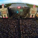 Két nagyszínpad a VOLT fesztiválon