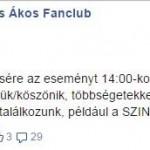 Mégsem lesz Ákos szobor Szegeden!
