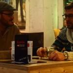 C60-as kazettától a szingularitásig – beszélgetés Magolcsay Nagy Gáborral